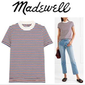 Grab it! Madewell Retro Stripe T-Shirt XS